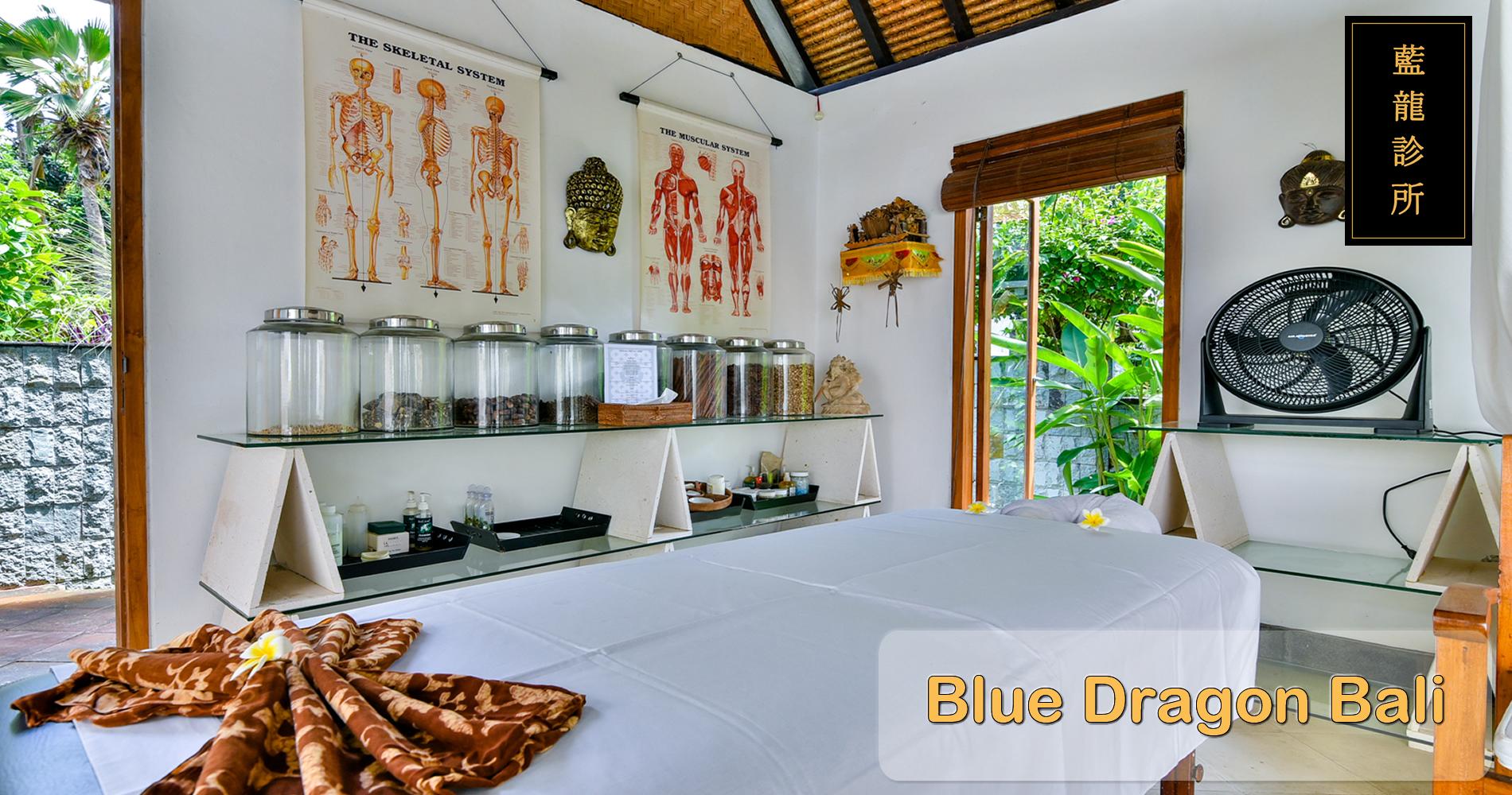 Blue Dragon SPA