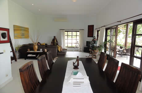 Villa Bahagia accommodation